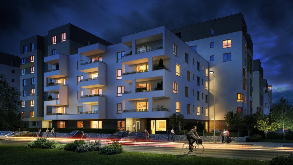 Byty a domy na Slovensku zdražily téměř na dvouleté maximum - ilustrační foto.