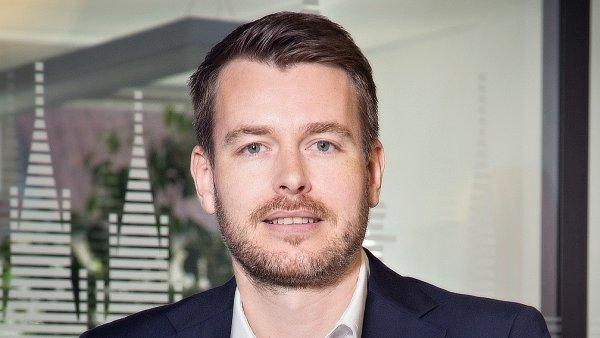 Glyn Evans, ředitel společnosti Tétris v České republice
