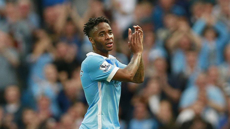 Za dvacetiletého Raheema Sterlinga zaplatil Manchester City téměř dvě miliardy korun.