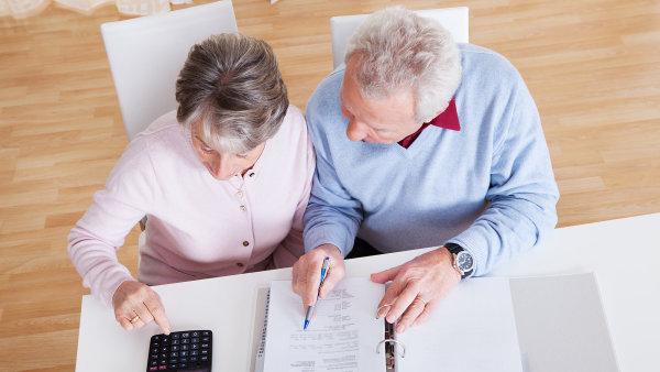 Ve třetím pilíři systému penzí loni ubylo 107 000 lidí.