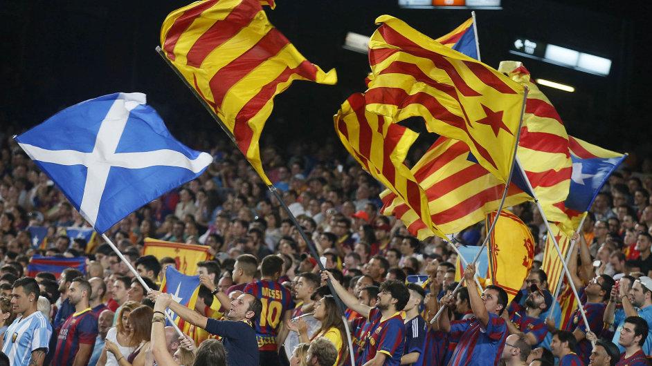 Španělský ústavní soud zrušil rezoluci Katalánska o nezávislosti.