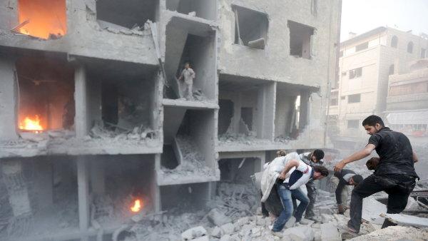 Damašek - Ilustrační foto.