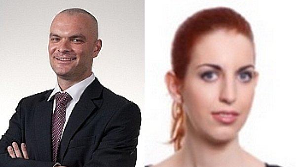 Peter Gruca a Anna Szabová