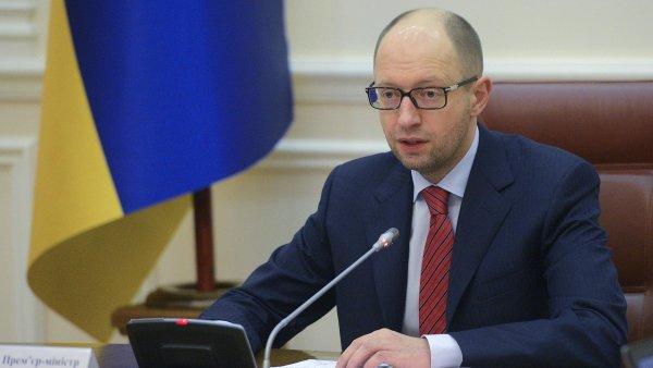 Stávající premiér Jaceňuk ztratil parlamentní většinu v polovině minulého měsíce.