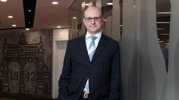 Obchodní ředitel Plzeňského Prazdroje Paul Barnett