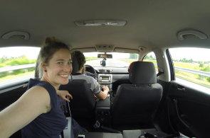 Luciino balkánské dobrodružství: Sama spolujízdou 4000 km do Istanbulu a zpátky (2. díl)
