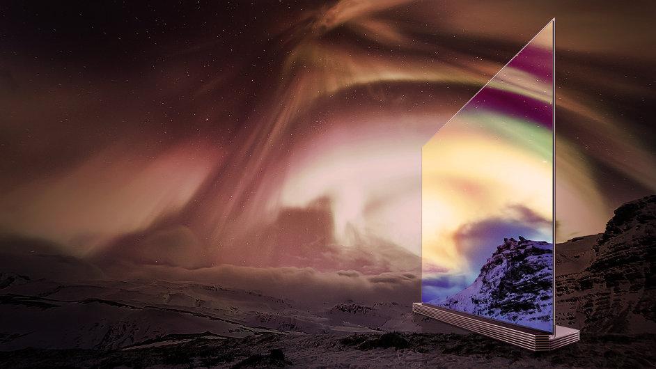 LG Signature OLED55E6V, téměř dokonalá televize s OLED obrazovkou a podporou HDR
