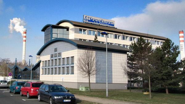 Přerovská chemička Precheza, součást holdingu Agrofert