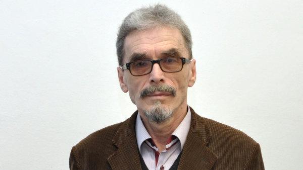František Brož, analytik portálu Cenovámapa.org.