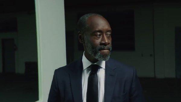 Snímek z videoklipu Kendricka Lamara.