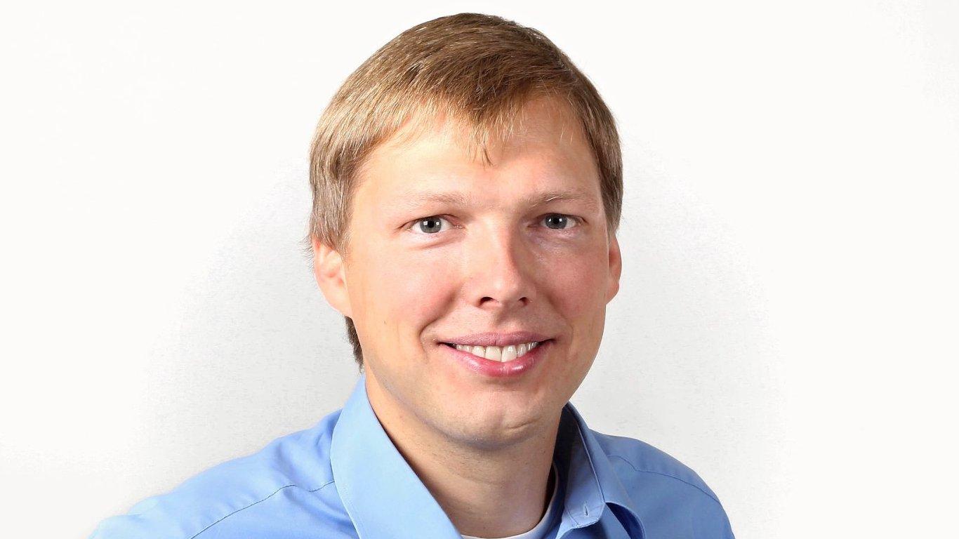 Vladimír Hořovský, marketingový ředitel společnosti Philips pro Českou a Slovenskou republiku