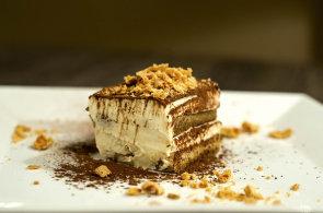 Tiramisu: Toskánský dezert se smetanovým sýrem a kávovými piškoty