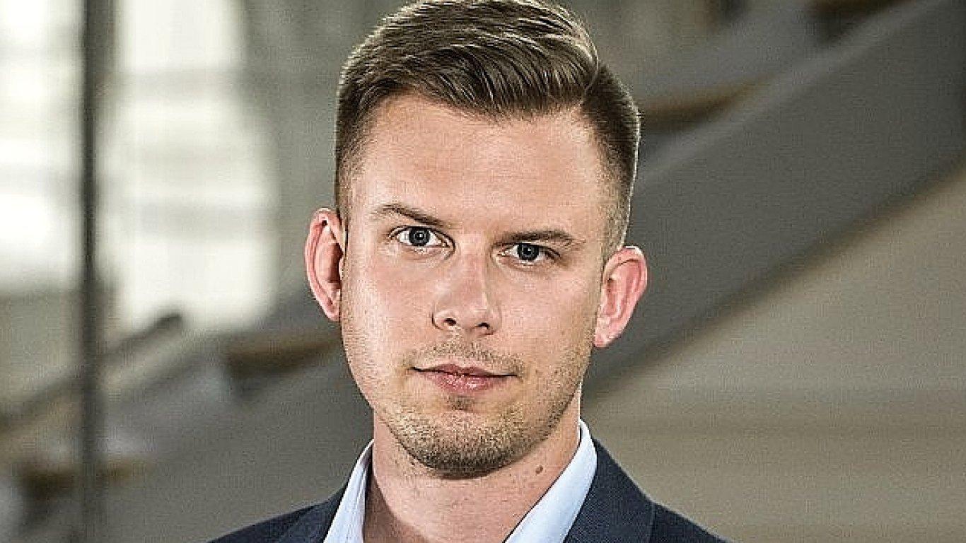 Jiří Vejman, B2B developing manager společnosti TP-Link