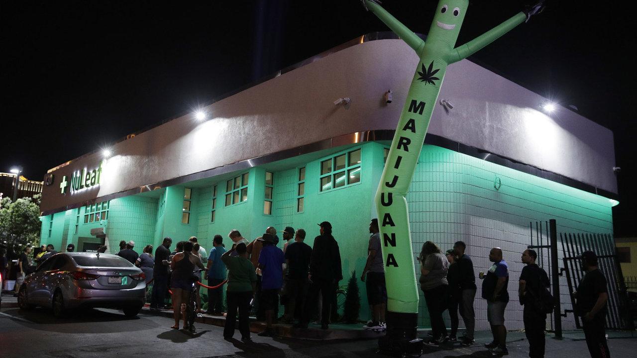 Od středy je možné pořídit v Uruguayi marihuanu k rekreačním účelům. – Ilustrační foto