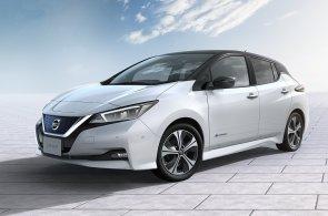 Nový Nissan Leaf je možné ovládat jedním pedálem. Funguje i jako domácí elektrárna