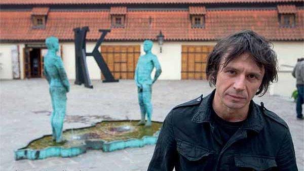 Umělec David Černý