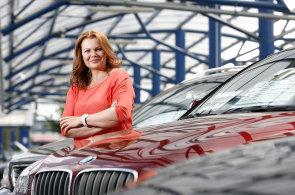 Karolína Topolová - generální ředitelka AAA Auto