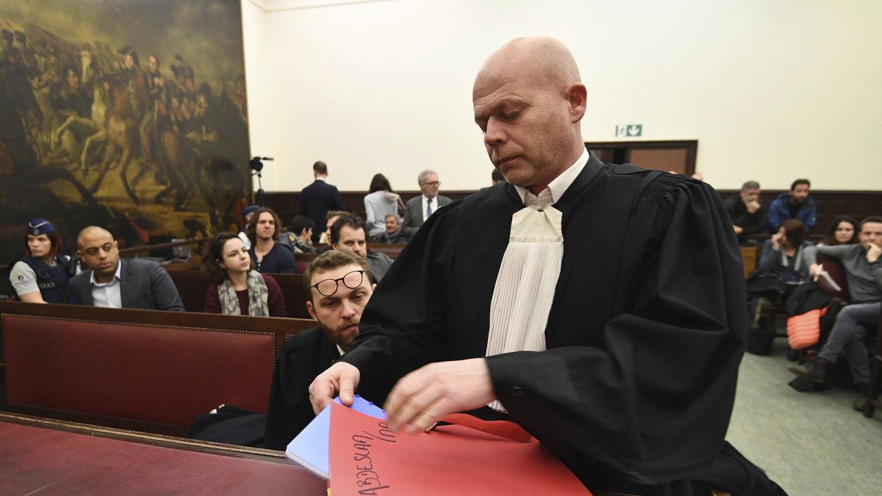 V Bruselu začal soud s pařížským atentátníkem Abdeslamem