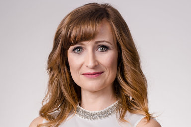 Alexandra Tomášková, ředitelka společnosti Skanska Property Czech Republic