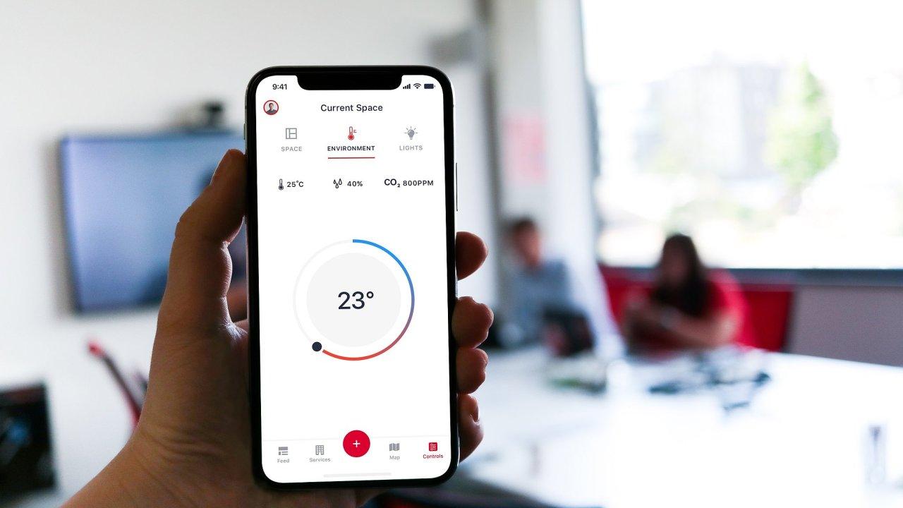 """""""Smart Stone"""" jsou základním kamenem společného řešení společností Spaceti a Vodafonu."""