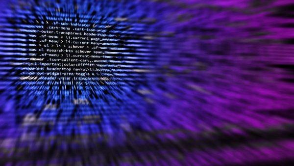 software, kód, operační systém, ilustrace