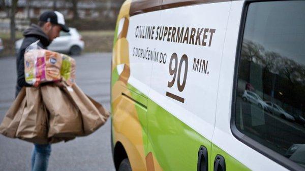 Do konce roku chce on-line supermarket Rohlik.cz skončit s jednorázovými plasty.