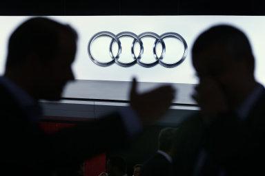 Audi propustí zhruba každého desátého zaměstnance - Ilustrační foto.