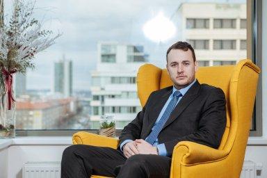 Advokát Ondřej Chlada zadvokátní kanceláře Randl Partners