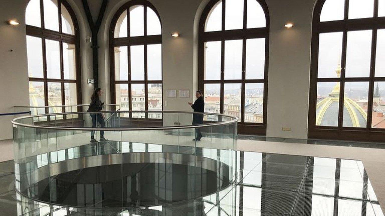 Úžasné výhledy na Prahu. Lidé se jimi mohou poprvé kochat z kopule Národního muzea