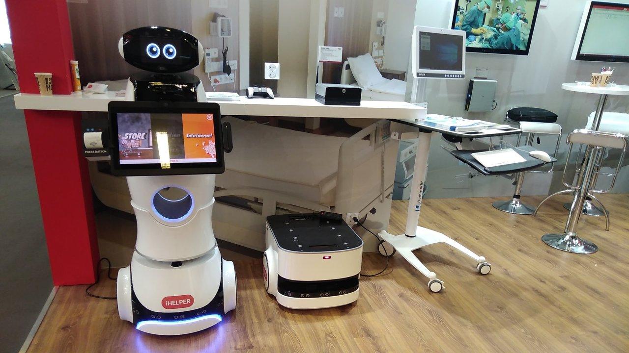 Roboti společnosti Onyx.