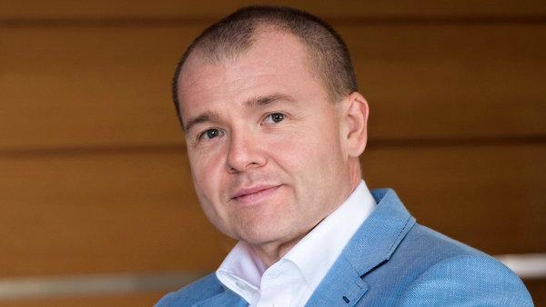 František Řezáč, předseda představenstva společnosti GUMOTEX