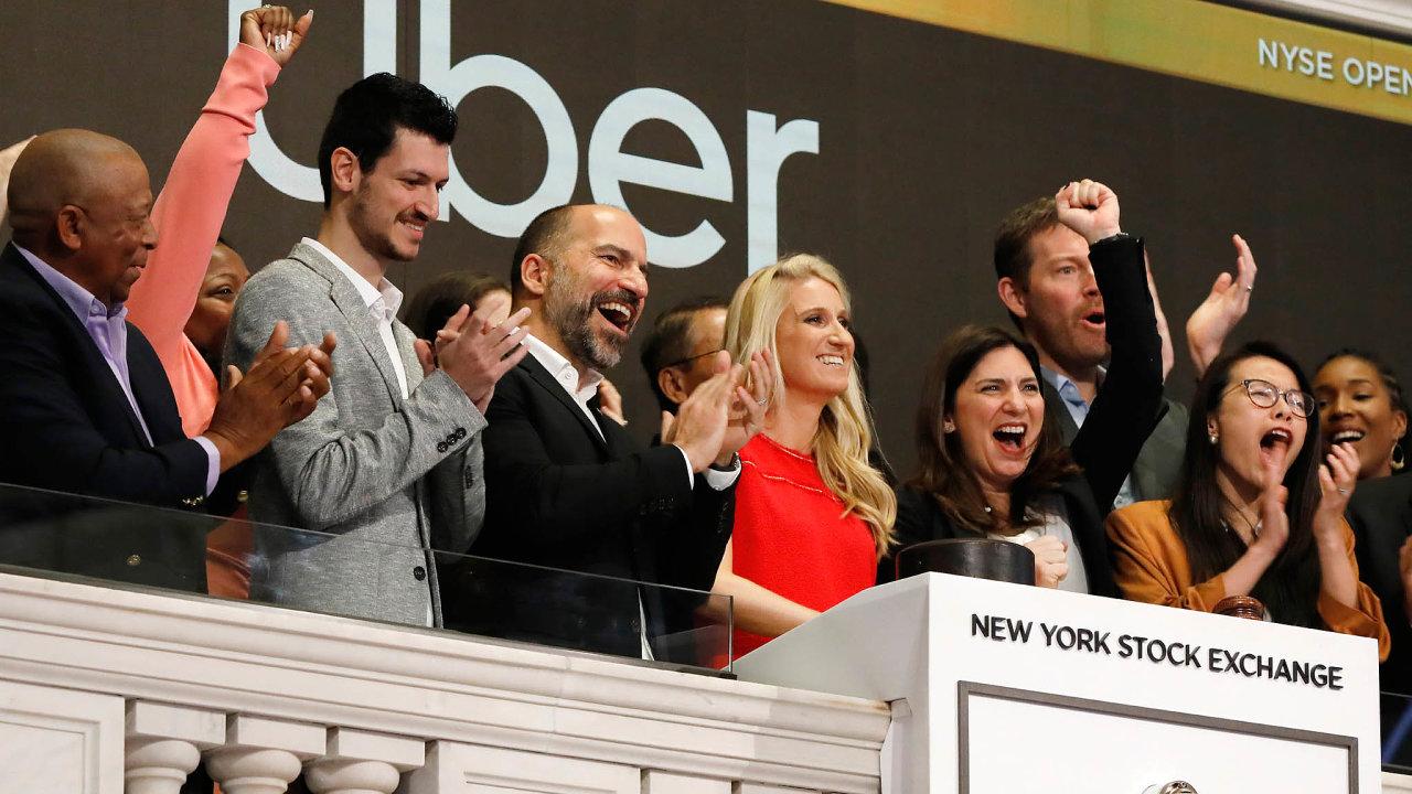 Firma byla ohodnocena na82 miliard dolarů. Šlo onejvětší IPO veSpojených státech odroku 2014
