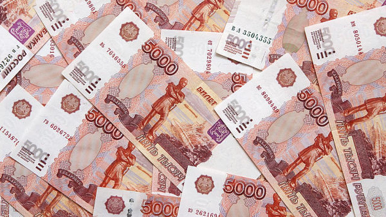 Rubl - Ilustrační foto.