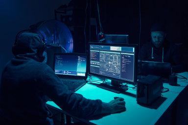 hacker, kybernetický útok, kybernetická bezpečnost
