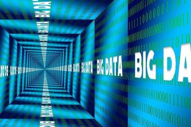 Big Data, archivace dat, úložiště, ilustrace