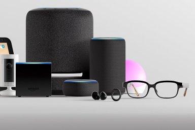 Amazon představil odvážné produkty s hlasovým ovládáním.