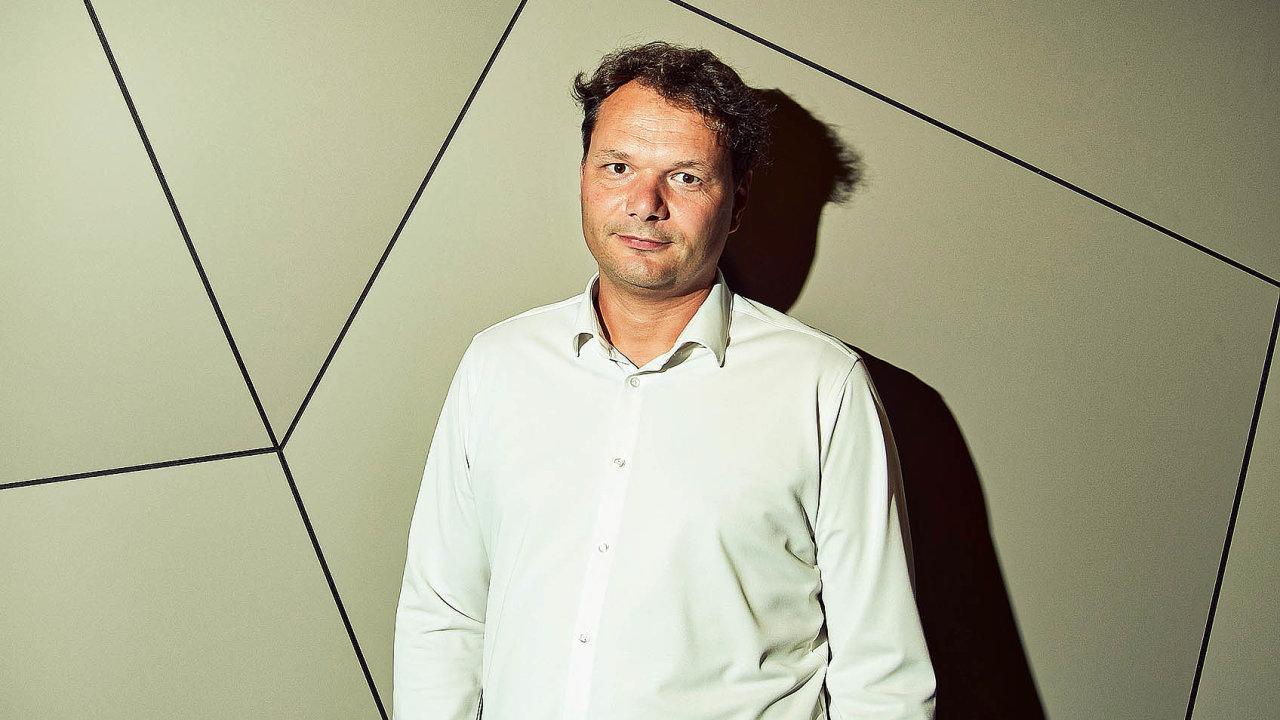 Zakladatel Nano Energies Petr Rokůsek