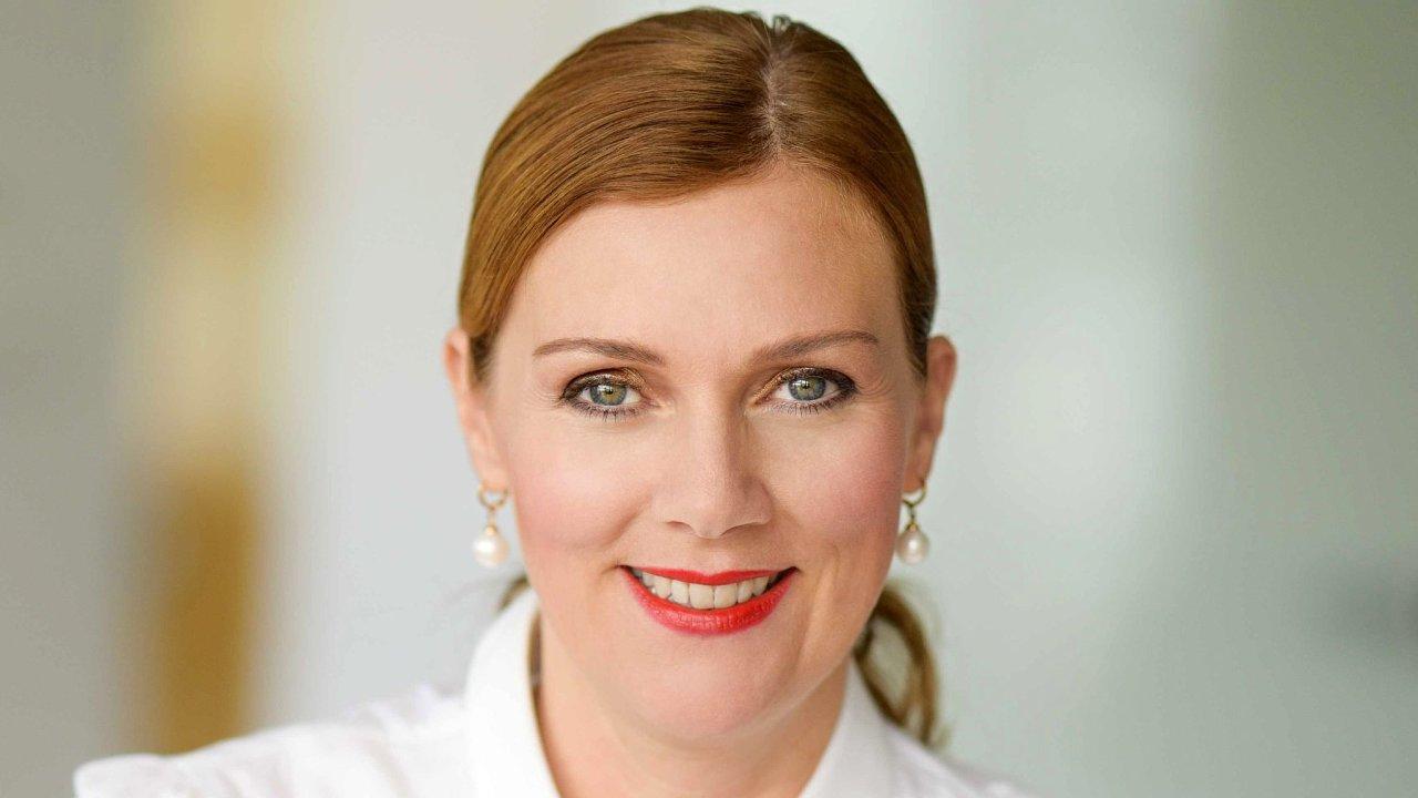 Jana Náchodská, členka týmu komunikace Agrofertu