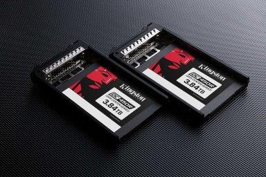 Kingston Technology uvedl na trh firemní SSD disky 450R pro datová centra