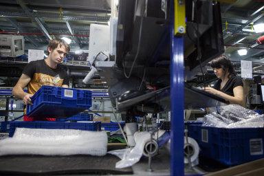 Logistické, distribuční a výrobní společnosti označily za největší problém aktuální nedostatek kvalitních zaměstnanců (ilustrační foto)