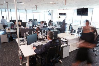 Vpraxi fungují centra podnikových služeb tak, že vPraze, Liberci či Brně sedí specialisté zajišťující například IT služby nebo účetnictví pro všechny části firmy vEvropě nebo inacelém světě.