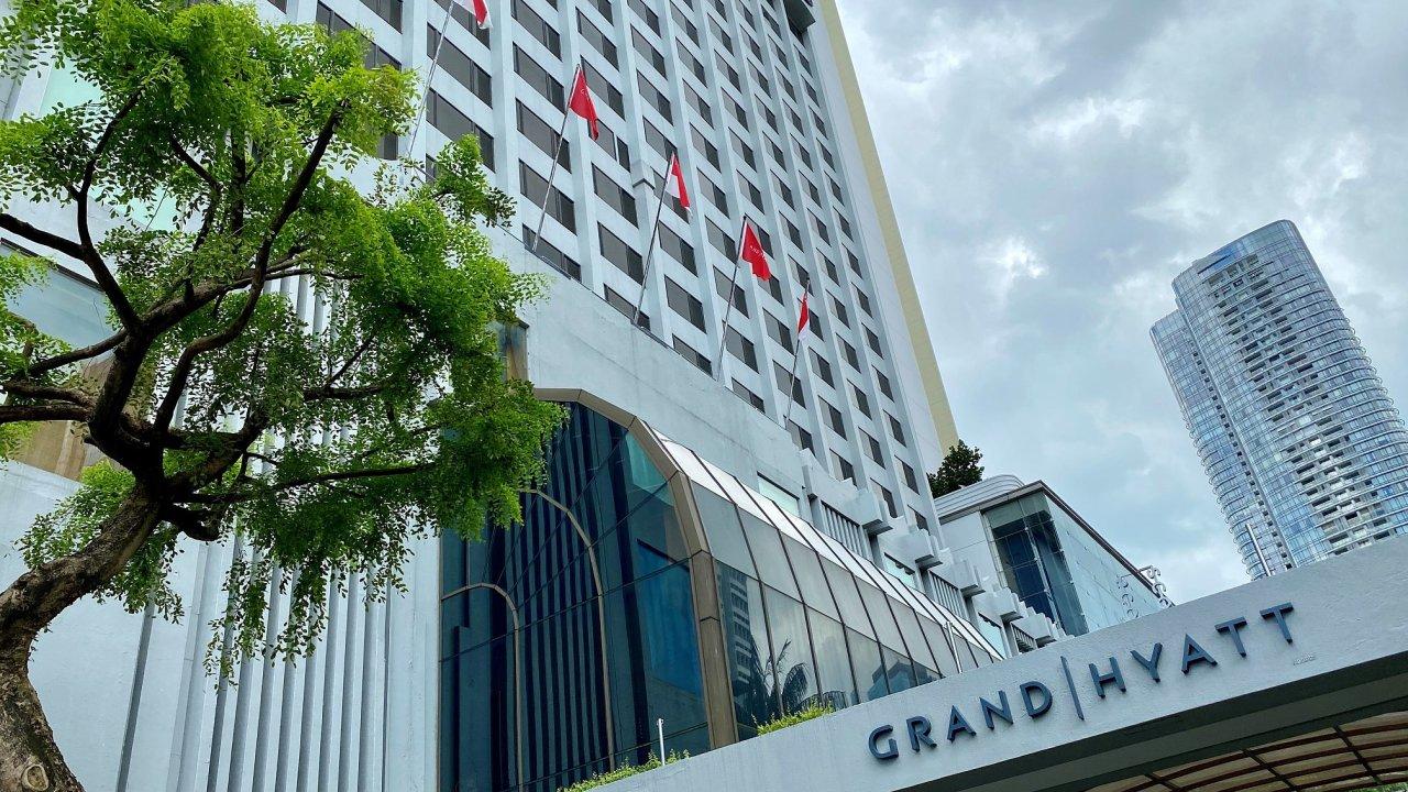 Singapur hotel koronavirus