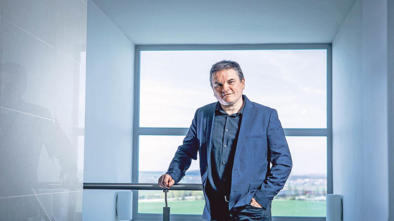 Marek Minárik, vědec avýzkumník voblasti genetiky