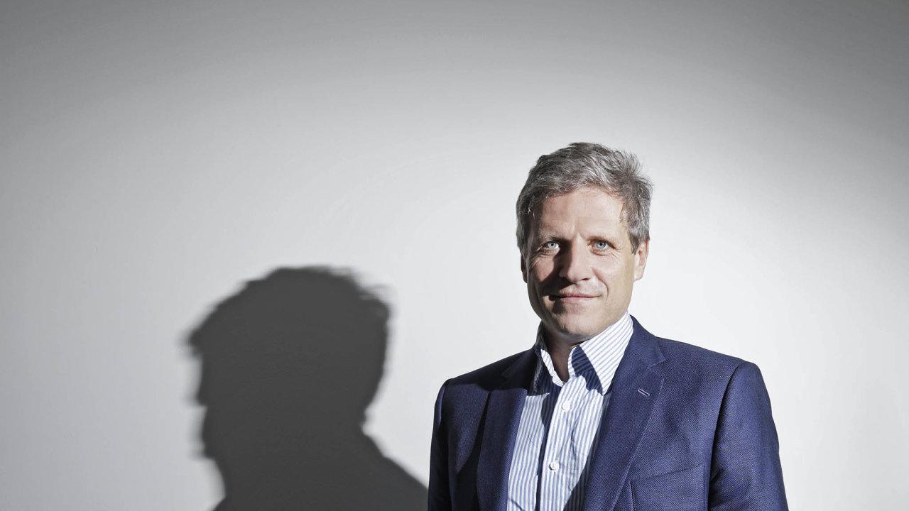 Von-line debatě HN vystoupili: majitel Wikov Industry Martin Wichterle.