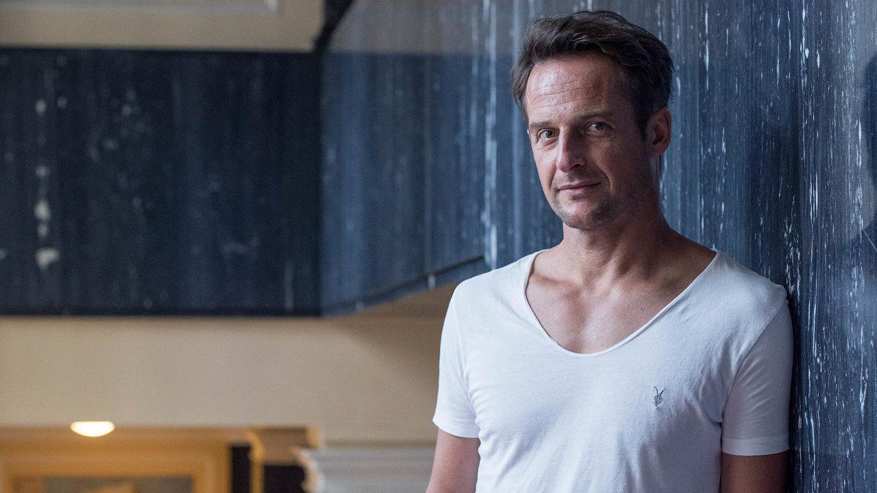 Inspirativní hrdinové, takové si podle svých slov vybírá režisér Slávek Horák.