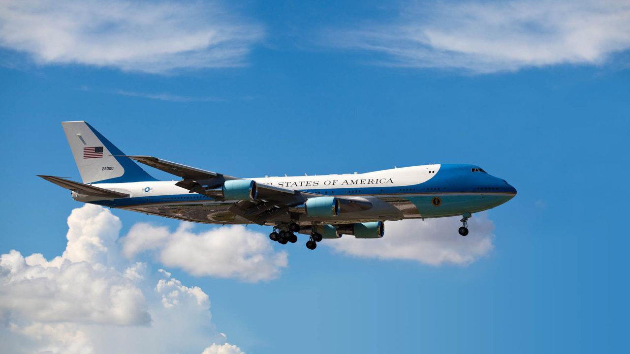 Boeing 747 pomalu míří do důchodu.