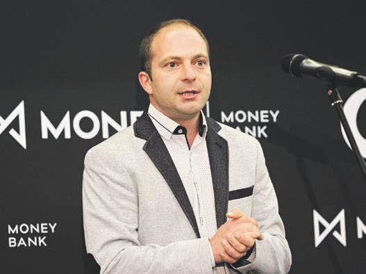 Pavel Popluhár, CEO společnosti EDHANCE, Vodafone Firma roku 2020 Ústeckého kraje