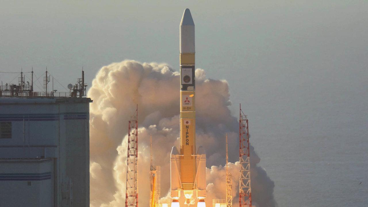 Naoběžnou dráhu kolem Marsu vstoupila v úterý průzkumná sonda al-Amal, kterou loni 20. července pomocí nosné rakety zjaponského kosmodromu Tanegašima vypustily Spojené arabské emiráty.