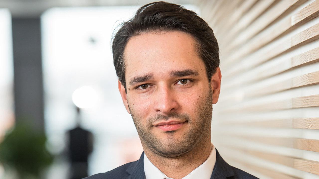Vedoucí českého investičního týmu poradenské firmy Cushman & Wakefield Michal Soták předvídá optimistickou budoucnost i covidem silně zasaženým hotelům.