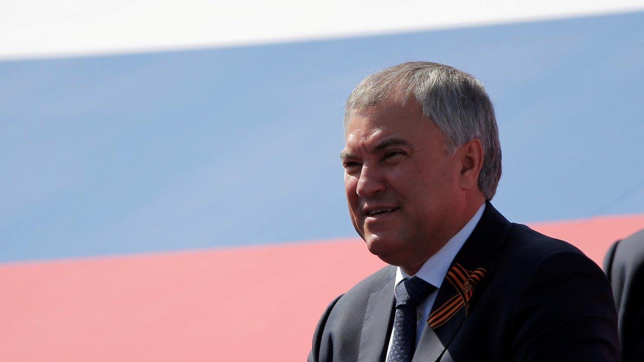 Vjačeslav Volodin.